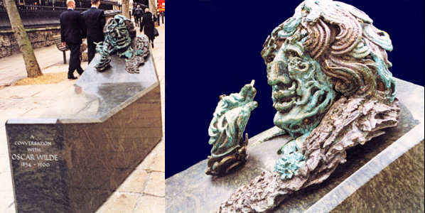 Casting sculpture technique